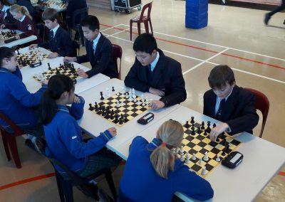 Chess - Wentworth Team