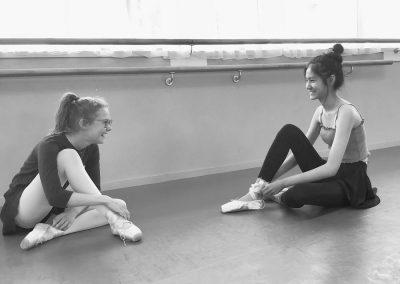 Pilates & Ballet 1