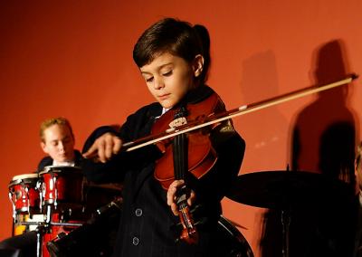 Wentworth Music Festival Violin
