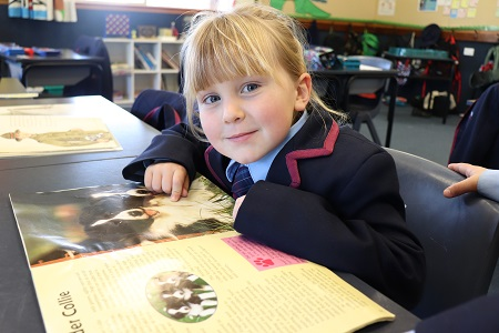 ERO recognises Wentworth Primary's strengths in 2019 Report