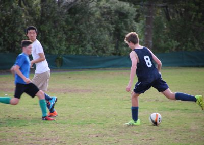 Soccer Wentworth