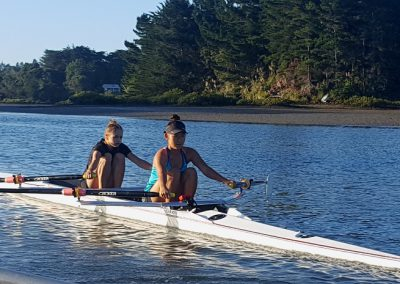 Wentworth Rowing - training