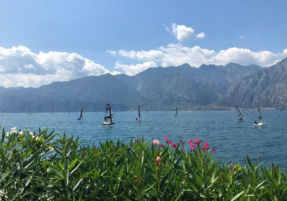 Sailing success at home and in Italy