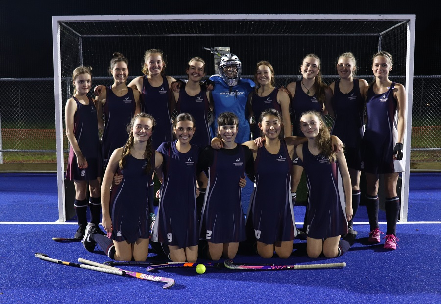 Wentworth Senior Hockey teams