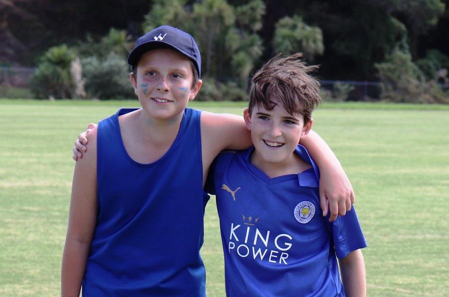 2 boys - Fleming