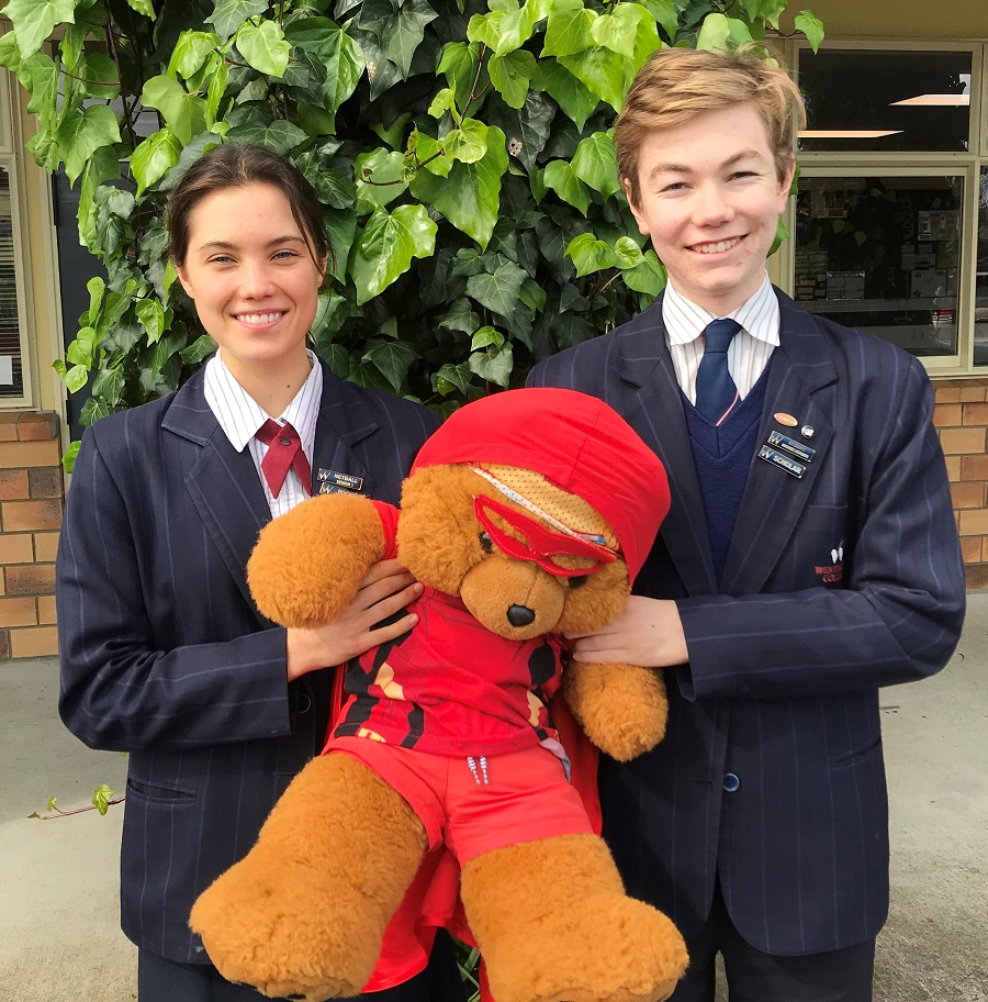 Anna & Lyall - McDonald House Captains