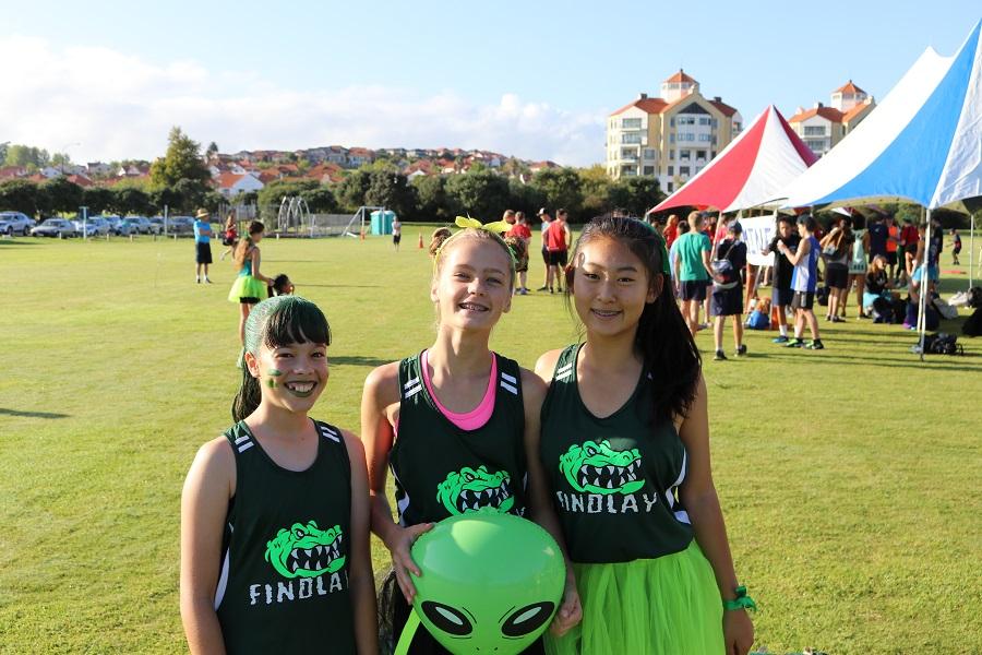 Findlay Athletics Day 2017
