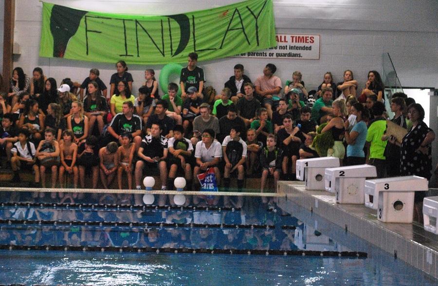 Findlay Swimming Sports